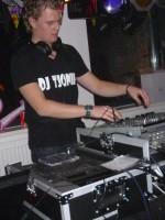 DJ Tjonie @ Leiden