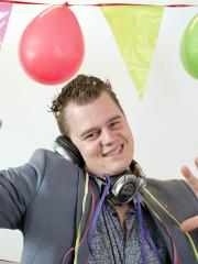 DJ Tjonie @ De Cirkel Amstelveen